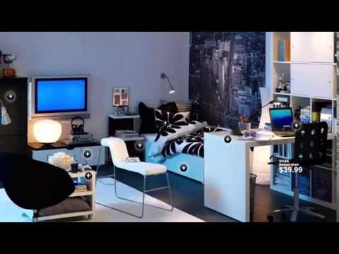 غرف نوم شباب ايكيا Ikea Sleep Youth Rooms Youtube