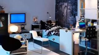 غرف نوم شباب ايكيا Ikea Sleep Youth Rooms