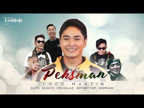 Coco Martin - Peksman | Ang Panday Themesong | MMFF 2017 (lyrics)