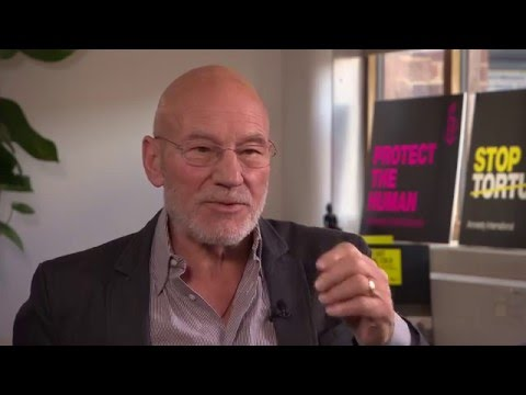 Patrick Stewart Defends Northern Irish Bakery That Rejected 'Support Gay Marriage' Cake