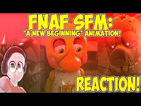 [FNAF SFM] A NEW BEGINNING REACTION | THE NEW MEMBER IN THE FAMILY!