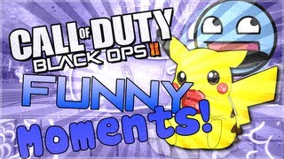 Black Ops 2 Funny Moments! (Remixes, Friendly Enemies, and more!)
