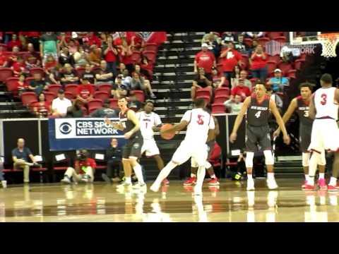 Quarterfinal 2 Highlights: #4 Fresno State 65, #5 New Mexico 60