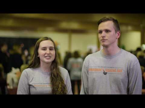 University of Findlay College of Pharmacy Signing Event