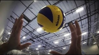 The Game - Part 1 - Volleyball POV - GoPro Footage Montage