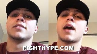 JOEY SPENCER EXPLAINS MOMENT MIKEY GARCIA KNEW