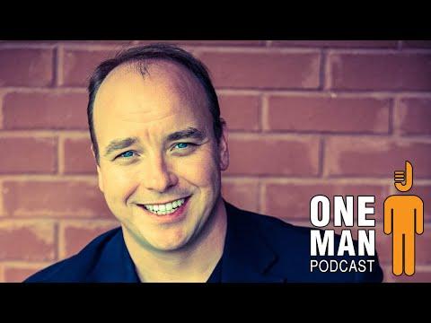 One Man Podcast - Pete Zedlacher
