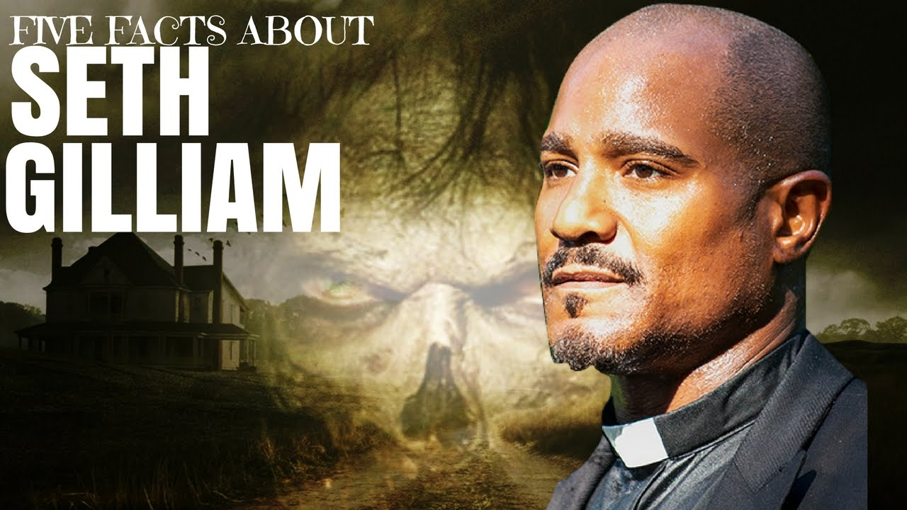 seth gilliam twitter