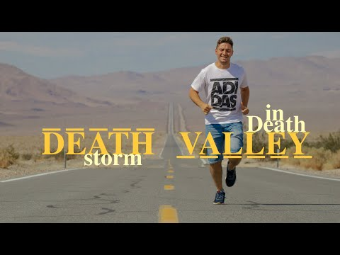 Death Storm in Death Valley