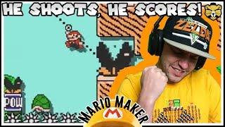 Kaizo For Kids! Super Mario Maker