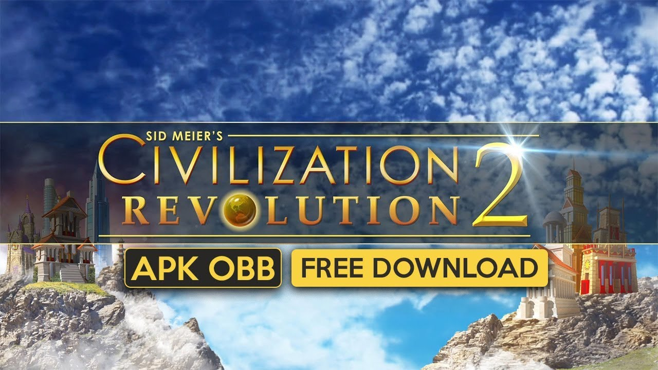 Civilization Revolution 2 Apk OBB for Android free Download 2019  #Smartphone #Android