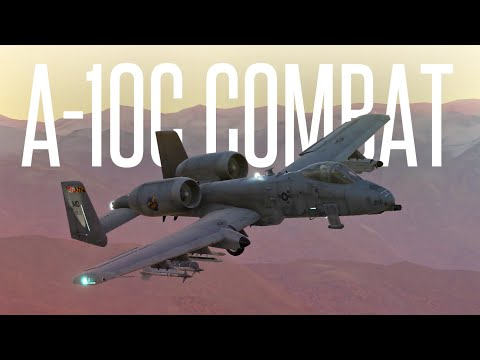 MY FIRST A-10C