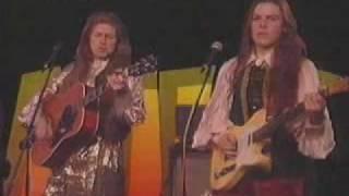 Kelly Family w Polsce - Polsat Gwiazd 1997 (2)