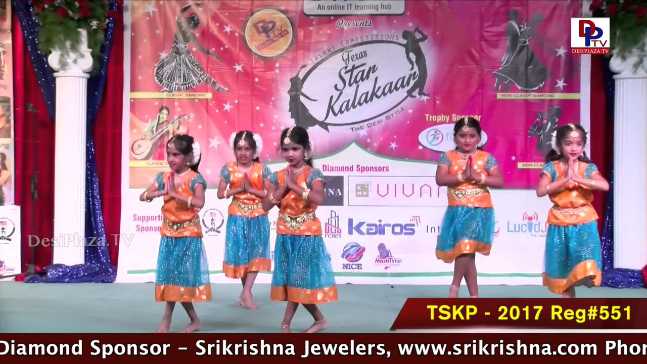 Finals Performance - Reg# TSK2017P551 - Texas Star Kalakaar 2017
