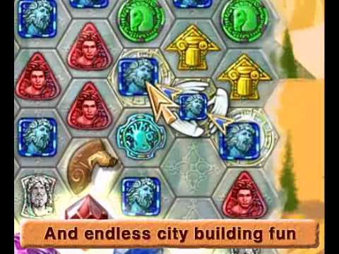 Heroes of Hellas 3: Athens puzzle walkthrough