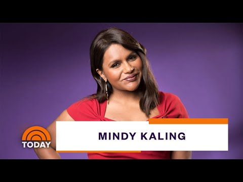 Mindy Kaling Talks 'Late Night' And Working With Emma Thompson | TODAY