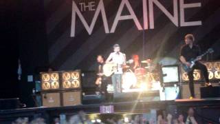 Into Your Arms The Maine (live) Thumbnail