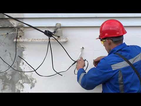 Специалисты филиала ОАО «МРСК Урала»-«Челябэнерго» проводят реконструкцию воздушных линий