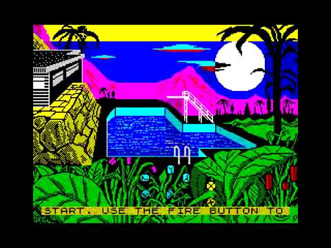 zx spectrum thunderbirds