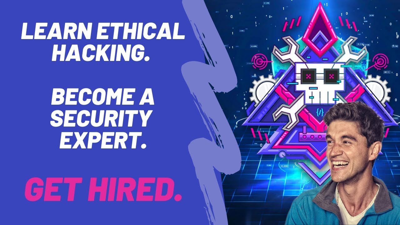 Become An Ethical Hacker. Get Hired. | Complete Ethical Hacking Bootcamp 2021: Zero to Mastery