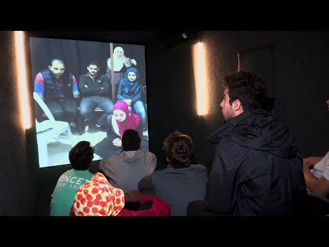 Harvard Students Connect With Syrian Refugees