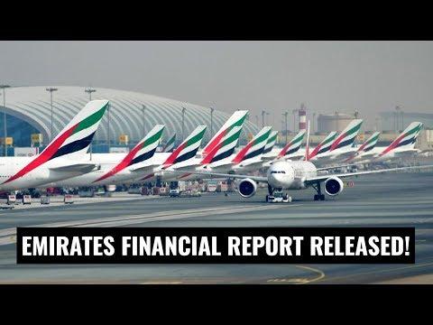 Emirates Makes A Profit of 1.1 Billion Dollars!