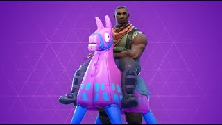 Fortnite Giddy Up Skin Glitch?!