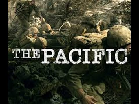 [HD] The Pacific - Landing of Peleliu Beach