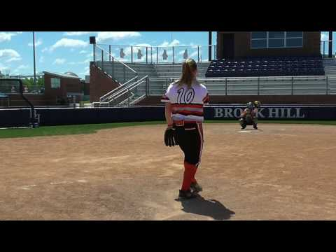 Kristen Wilson  Sneaky Cleats 2020    Pitching