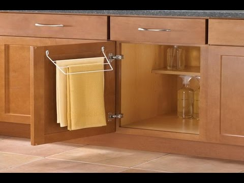 DIY Kitchen Towel Holding Ideas | Kitchen Towel Holder - YouTube