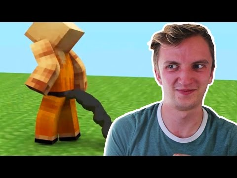 Reacting To Weird Minecraft Animations