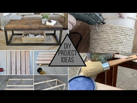Clever DIY Repurposed Furniture Ideas