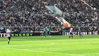 Newcastle vs arsenal 2-1
