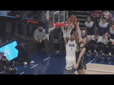 ODU holds off late Charlotte charge, snaps 3-game skid