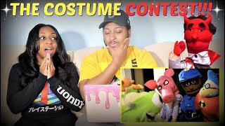 "SML Movie ""The Costume Contest!"" REACTION!!!"