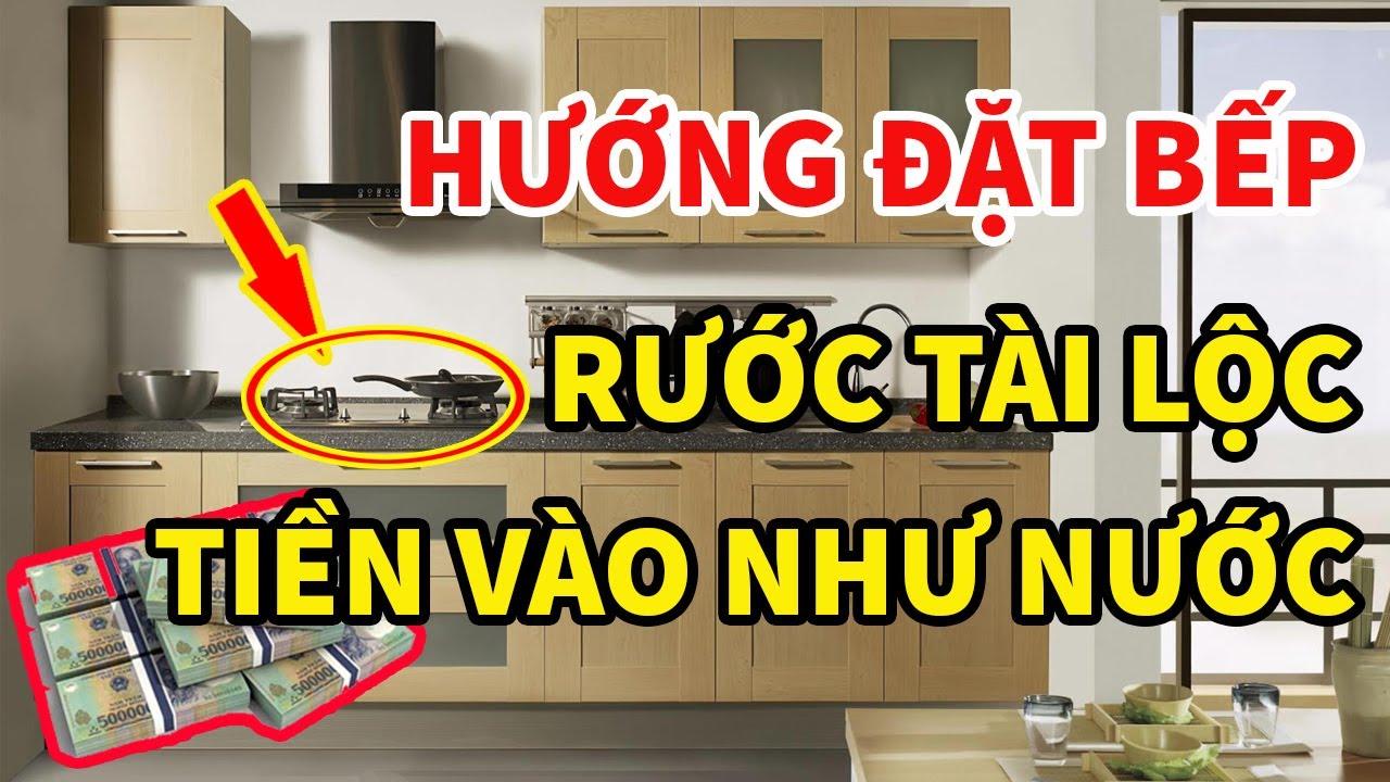 Cách Đặt Bàn Bếp Và Chậu Rửa Hợp Phong Thủy Rước Tài Rước Lộc Vào Nhà!