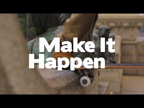 Make it Happen - Alfa Skateboards (Full Movie)