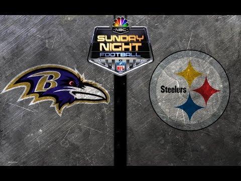 THE EDGE # 30 - Baltimore Ravens @ Pittsburgh Steelers | Sunday Night Football Preview | Joe Noobo