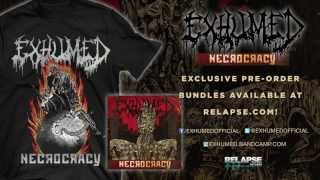 EXHUMED – 'Necrocracy' Trailer – New Album Coming August 6th