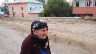 Şebinkarahisar Kinik Koyunde yaşlı anneye annem ilahisi klibi senol Dal 2016