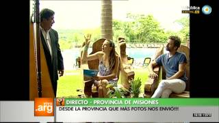 Vivo en Arg - Misiones, Puerto Iguazú - 30-12-13 (4 de 5)