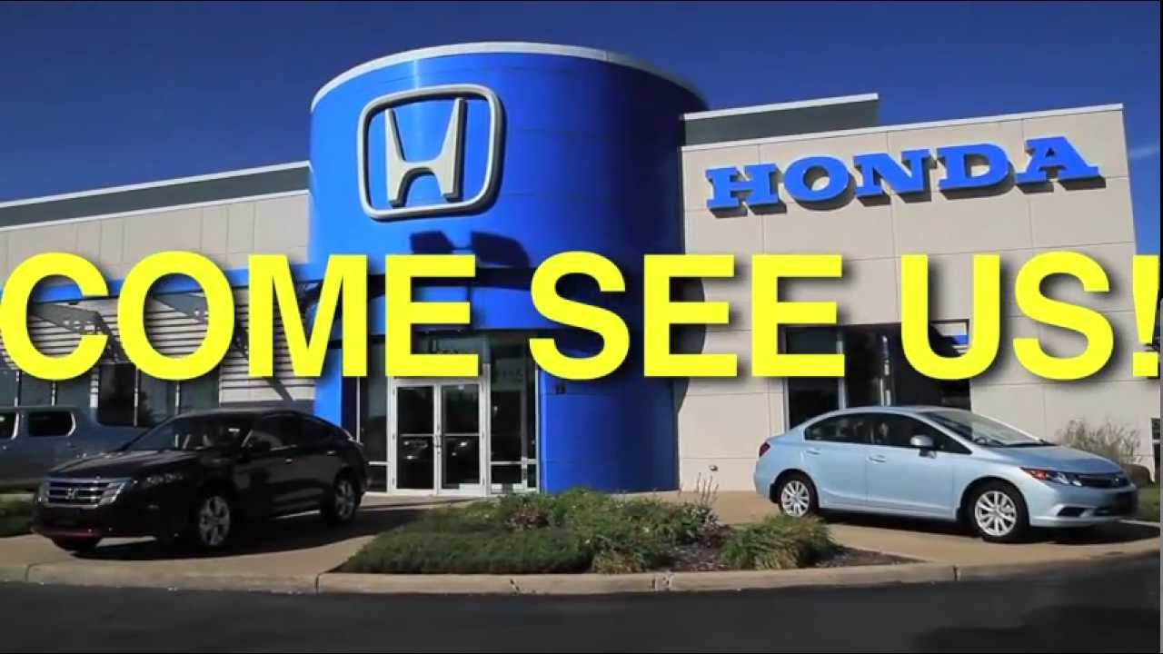 Welcome To Community Honda Of Orland Park