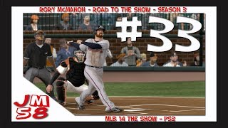 MLB 14: Road to the Show - All-Star to MVP? - [Ep 33]