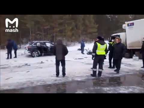 7 человек погибли в ДТП в Самарской области Авария случилась в районе Курумоча, на 8 километре трасс