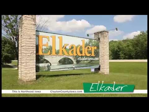 Elkader, Iowa 2018