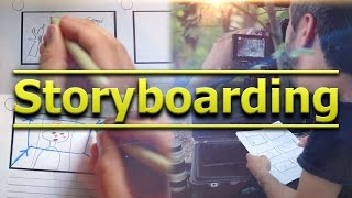 Cover images Storyboarding - Tomorrow's Filmmakers