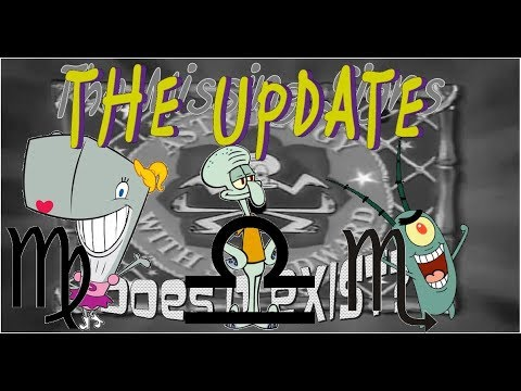The Mystery of Astrology with Squidward - Virgo, Libra, & Scorpio (The Update)