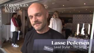 lasse pedersen leadstylist tresemm interview ss14 sponsor