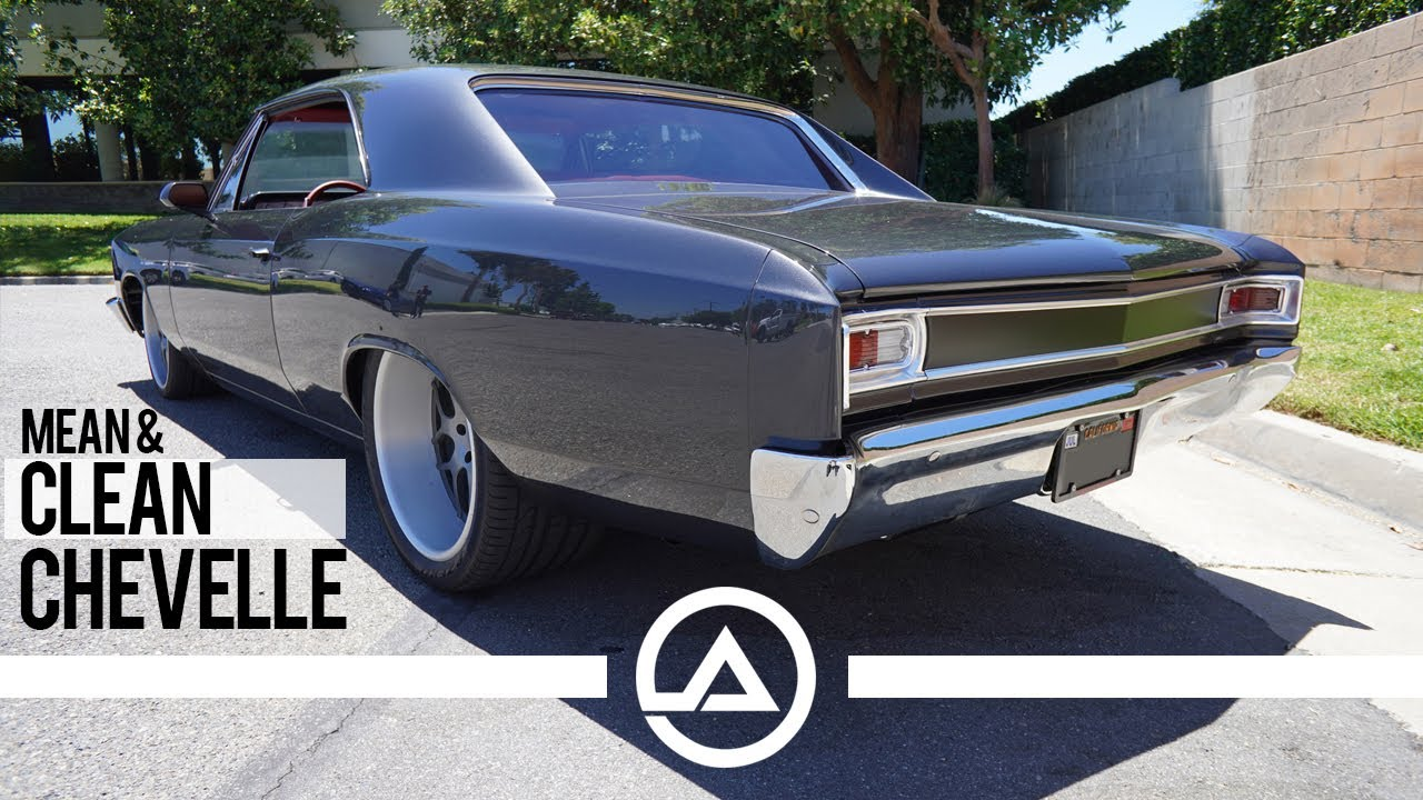 600HP Cammed LS  66' Chevelle on a Roadster Shop Chassis | Stunning Restomod