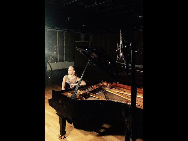 Mykola Lysenko, Elegie Op.41, No.3 – Kseniia Vokhmianina, piano